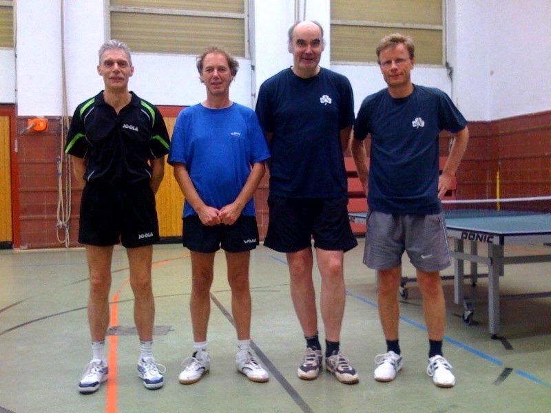 1.Seniorenmannschaft des ASV Berlin - Saison 2014/2015