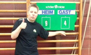 Endergebnis 1.Herrenmannschaft ASV vs. Heiligensee - Hinrunde 2013/14